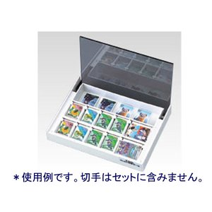 カール事務器 切手ケース「No.850E」|sbd