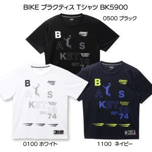 送料無料 BIKE バイク バスケットボール プラクティスTシャツ BK5900 sblendstore