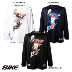 送料無料 BIKE バイク バスケットボール 長袖 ロング プラクティス シャツ BK5953 sblendstore