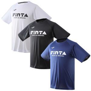 フィンタ FINTA サッカー フットサル ベーシック ロゴ Tシャツ FT5156 sblendstore