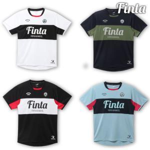 送料無料 FINTA フィンタ サッカー フットサル プラクティスシャツ FT8500 sblendstore