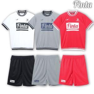 送料無料 FINTA フィンタ サッカー フットサル プラクティススーツ 上下セット FT8501 sblendstore