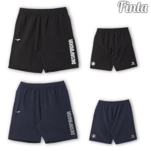 送料無料 FINTA フィンタ サッカー フットサル クロスハーフパンツ FT8504 sblendstore
