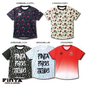 送料無料 FINTA フィンタ サッカー フットサル FFF 半袖 プラクティスシャツ FT8600 sblendstore