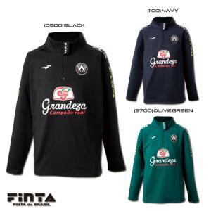送料無料 FINTA フィンタ サッカー フットサル ジュニア GDZ ウォーム トレーニング トップ FT8654|sblendstore