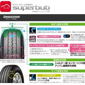 12インチ ブリヂストン 145R12 6PR エコピア R680 サマー タイヤ 4本取付費込 太田店取付限定
