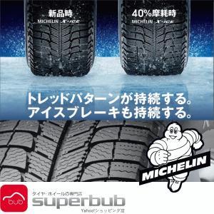 スタッドレスタイヤ 4本セット ミシュラン 205/65R1...