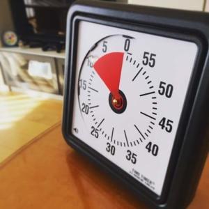 [並行輸入品] Time Timer, 8 Inchです。  時間の感覚があるのかちょっと気になる、...