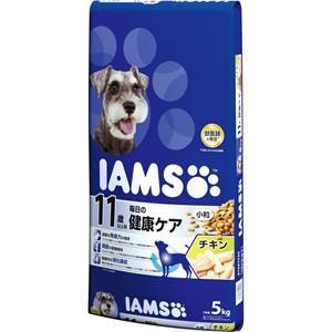 【J】 マース アイムス 11歳以上用 毎日の健康ケア チキン味 小粒 (5kg) ドッグフード ドライフード|scbmitsuokun1972