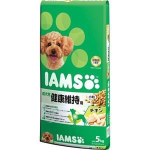 【J】 マース アイムス 成犬用 健康維持用 チキン味 小粒 (5kg) ドッグフード ドライフード|scbmitsuokun1972