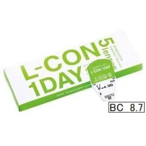 エルコンワンデー 5枚入り 1day(1日用)使い捨てソフトコンタクトレンズ|scbmitsuokun1972