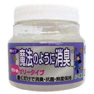 きえ〜る魔法の消臭160g 消臭・抗菌|scbmitsuokun1972