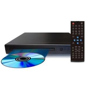 AITEC DVDプレーヤー IT-1020 (リモコン付) 簡単接続 据え置き型