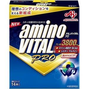 アミノバイタル プロ (14本入) アミノ酸とビタミンが飲みやすく摂取