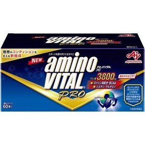アミノバイタル プロ (60本入) アミノ酸とビタミンが飲みやすく摂取