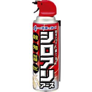 アース シロアリアース(450mL) 殺虫剤 アリ駆除 アリ退治 スプレー|scbmitsuokun1972
