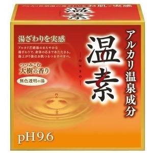 [A] 温素 (30g×15包入) 入浴剤|scbmitsuokun1972