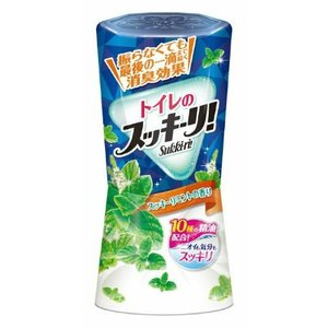 【NK】トイレのスッキーリ! スッキーリミントの香り(400ml)|scbmitsuokun1972