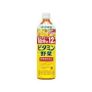【12本セット】 【1本当たり347円】 伊藤園 ビタミン野菜 (930ml) ペットボトル飲料