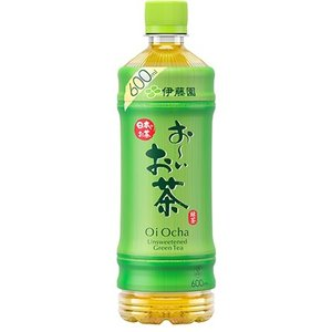 【24本セット】伊藤園 お〜いお茶 緑茶(525ml×24本入)