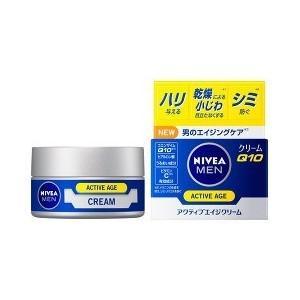 【T】ニベアメン アクティブエイジクリーム(50g)