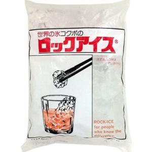 小久保製氷 ロックアイス (2kg)×10個 【M】 冷凍食品|scbmitsuokun1972