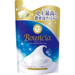 【T】 バウンシア ボディソープ ホワイトソープの香り つめかえ用 (400mL) scbmitsuokun1972