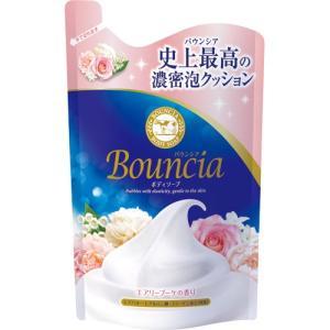 【T】 バウンシア ボディソープ エアリーブーケの香り つめかえ用 (400mL) scbmitsuokun1972