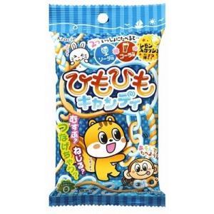 【訳あり 大特価】 賞味期限:2017年5月31日 クラシエ ひもひもキャンディ ソーダ味+コーラ味 (20g)