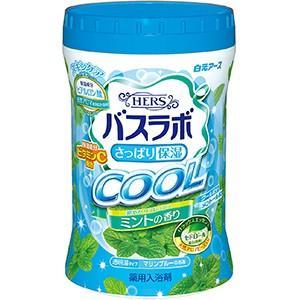 【T】 HERS バスラボ ボトルクール ミントの香り(640g)入浴剤...