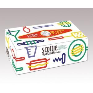 スコッティ キッチンタオルボックス  1箱           キッチンペーパー|scbmitsuokun1972