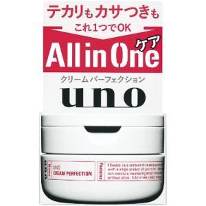 【MK】 【T】 ウーノ(uno) クリームパーフェクション(90g) オールインワンジェルクリーム 男性化粧品