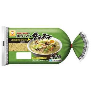 マルちゃんの生ラーメン タンメン (3人前)×36個 チルド食品 ラーメン|scbmitsuokun1972