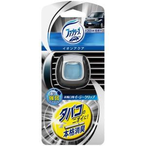 【y】 ファブリーズ イージークリップ タバコ用(2mL) 車用 芳香剤 消臭剤|scbmitsuokun1972