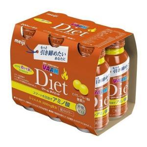 【A】【6本セット】 明治 VAAM ヴァーム ダイエット 缶 (200mL×6本) ドリンクタイプ|scbmitsuokun1972