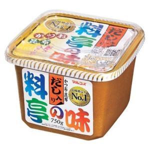 【ya】 マルコメ だし入り 料亭の味(750g)