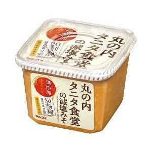 【ya】 マルコメ 丸の内タニタ食堂の減塩みそ(650g)