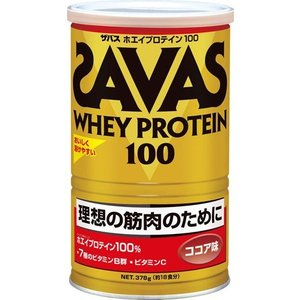 ●理想的なカラダづくりに取り組む方のために、  体内での利用効率の高いホエイプロテインを100%使用...