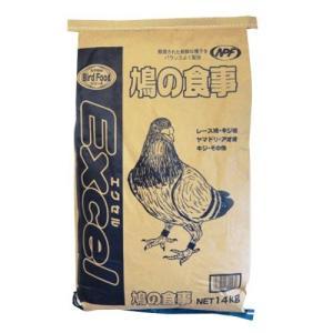 【J】 ナチュラルペットフーズ エクセル 鳩の食事 (14kg)|scbmitsuokun1972