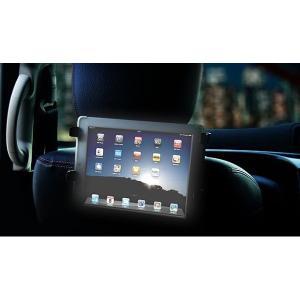 ZESTY 後席用ヘッドレスト取付タブレットホルダー[TABLET-302F] iPadシリーズ対応 scbmitsuokun1972
