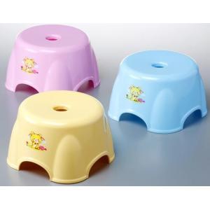 【在庫処分】 ナカヤ くまくま 子供 風呂イス V220 色アソート (1個) バス用品 日本製|scbmitsuokun1972