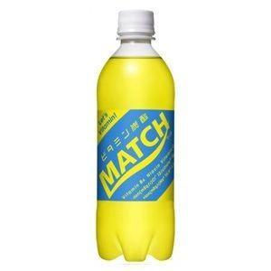 【24本セット】【1本当たり97円】 マッチ 500mL  ビタミン飲料 scbmitsuokun1972