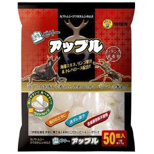 ミタニ 虫ゼリー アップル (17g×50個入) クワガタ虫 カブト虫 飼育用 エサ 餌 【J】|scbmitsuokun1972