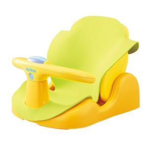 【y】 アップリカ はじめてのお風呂から使える バスチェア