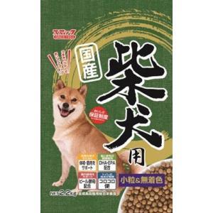 スマック 柴犬用 小粒 (2.2kg) ドッグフード ドライ 犬用 ペット 【J】|scbmitsuokun1972