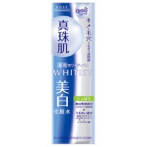 コーセー WHITIST(ホワイティスト)  EX ローション(200ml) 1本  薬用美白化粧水 さっぱり or しっとり  [KOSE  スキンケア 化粧品] |scbmitsuokun1972
