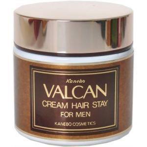 カネボウ バルカン  クリームヘアーステェイ 90g  男性化粧品 ヨーロッパ調の上品な香り VALCAN