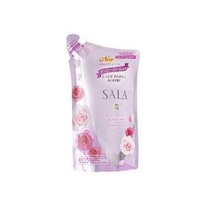 カネボウ SALA サラ コンディショナー つめかえ用(350mL)しっとりさらさら(サラスウィートローズの香り)) 詰め替え用|scbmitsuokun1972