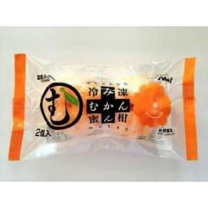 皮なし冷凍みかん 八ちゃん堂 むかん (2個パック×40袋) 冷凍食品|scbmitsuokun1972