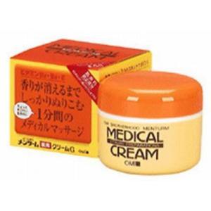 メンターム メディカルクリーム (145g) 薬用 肌荒れ防止 血行促進 保湿 油分・水分を保つ|scbmitsuokun1972